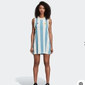 Adidas Originals Women's Argentina Tank Dress L